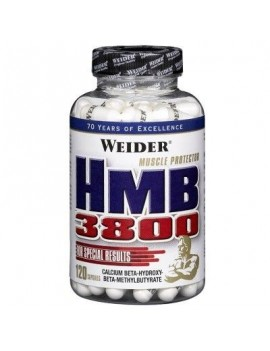 HMB 3800 - 120 Cáps