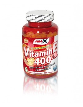 Vitamina E 400 IU - 100 Softgels