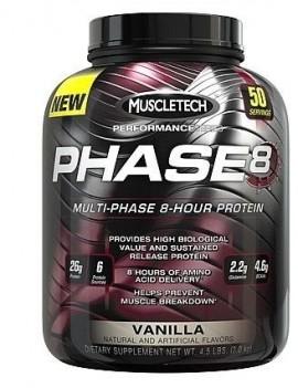 PHASE8 2 kg de Muscletech