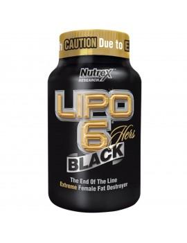 Lipo 6 Black Hers 120 caps