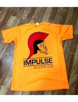 Camiseta Técnica Naranja  - L