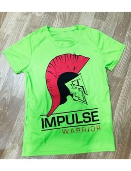 Camiseta Técnica Verde Chica - M
