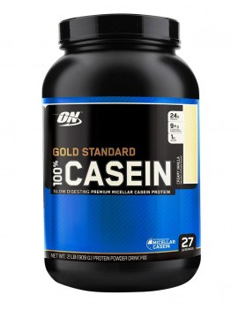 100% Casein Gold Standard 1,8 kg