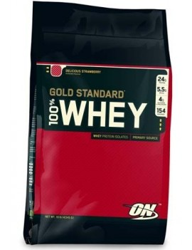 100% WHEY GOLD STANDARD 4,5 kg