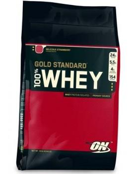 100% WHEY GOLD STANDARD 4,5 kg