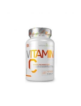 Vitamin C con Rose Hips - 100 Cáps