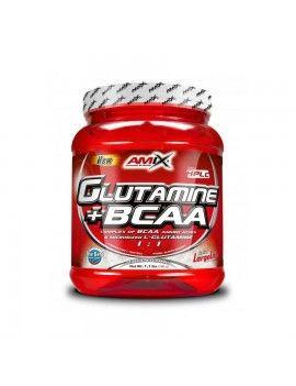 L-Glutamina + Bcaa  500gr