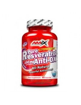 Pure Resveratrol Anti-Ox  60 Cáps