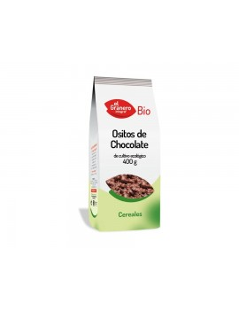 Ositos de chocolate Bio, 400g