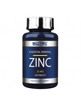 Zinc - 100 Cáps