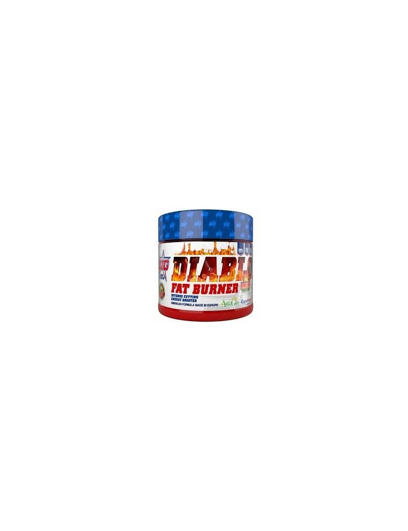 Diablo Fat Burner - 120 Cáps