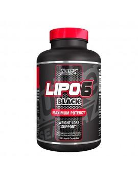 Lipo 6 Black 120 Cáps