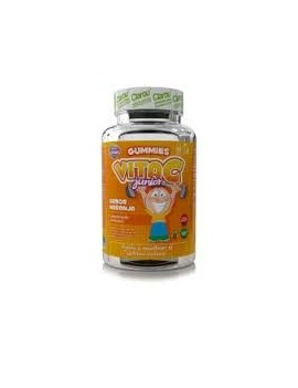 Gummies VitaC Junior 40 uds