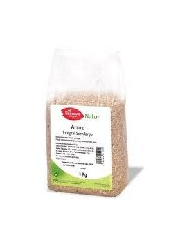 Arroz Integral Semilargo 1kg