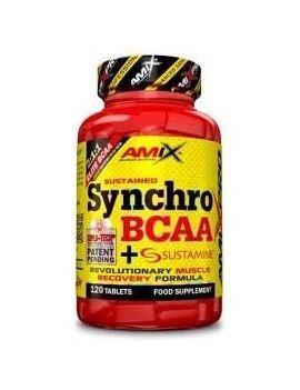 Synchro BCAA + Sustamine - 120 Tabletas