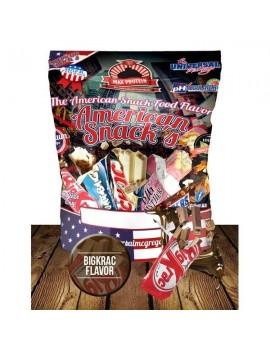 American Snack's sabor Big Krack (Kit-Kat) - 2Kg