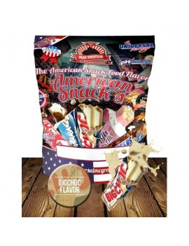 American Snack's sabor Big Krac (Kit-Kat) - 2Kg