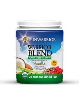 Warrior blend Proteína Vegetal BIO 1Kg