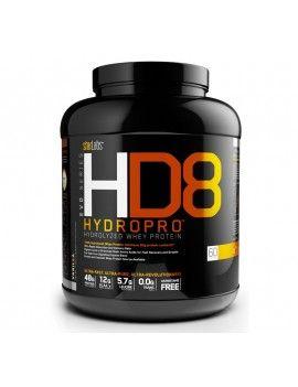 HD8 HydroPro 100% Hidrolizada 1'8 kg