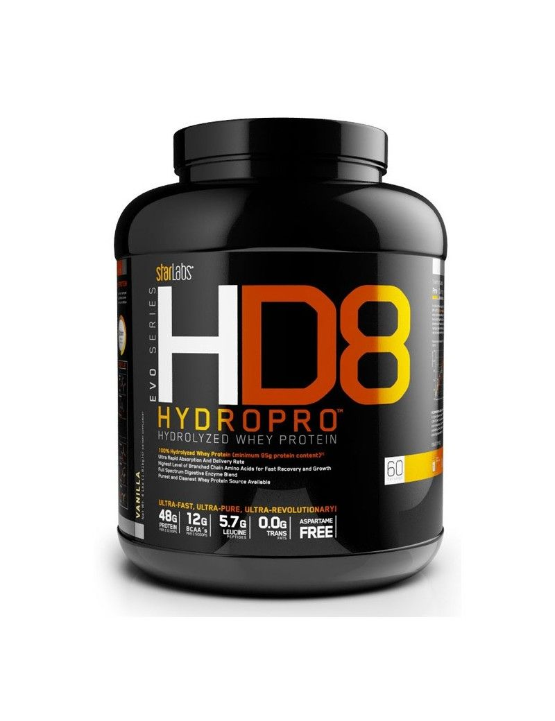 HD8 HydroPro -1'8Kg