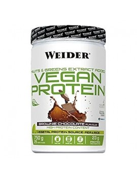 Vegan Protein Brownie, 750g