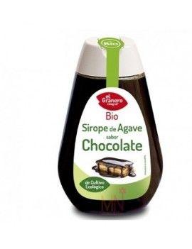 Sirope de Agave de chocolate, 335g