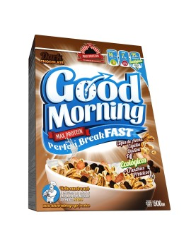Good Morning Breakfast Chocolate Negro