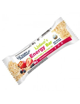 Endurance Bar - Barrita de 60gr fresa