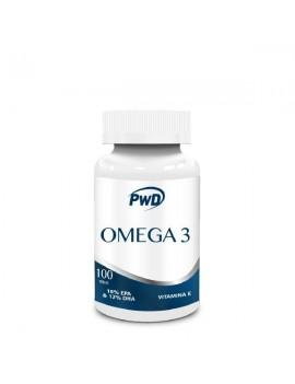 Omega 3 con vitamina E - 100 perlas