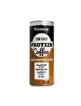 Protein Shake Low Carb Coffee - 250ml