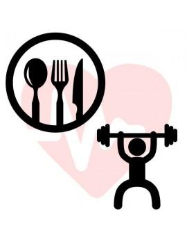 Pack2 ONLINE Dieta + Entrenamiento