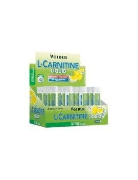 L-Carnitina liquid 1800mg citrus flavour