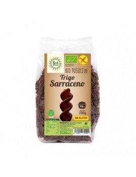 Fusilli de trigo sarraceno bio s/gluten SolNatural 250g