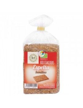 Bio Crackers espelta 200g
