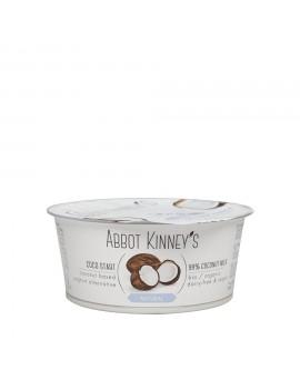 Fermentado de coco natural 150g Abbot Kinney's