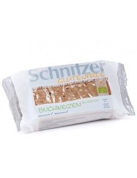 Bio Bread Schnitzer Buchweizen Schnitten Gluten Free 250 g