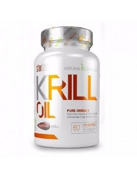 Krill Oil 120 Cáps