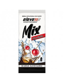 Bebida Mix Individual - Sabor Cola-Cereza