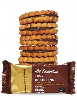 Choco Cream Organic Protein Cookies 60g