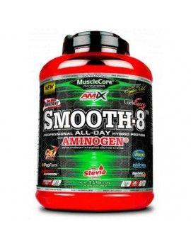 Smooth-8 Protein - 2,3Kg Plátano