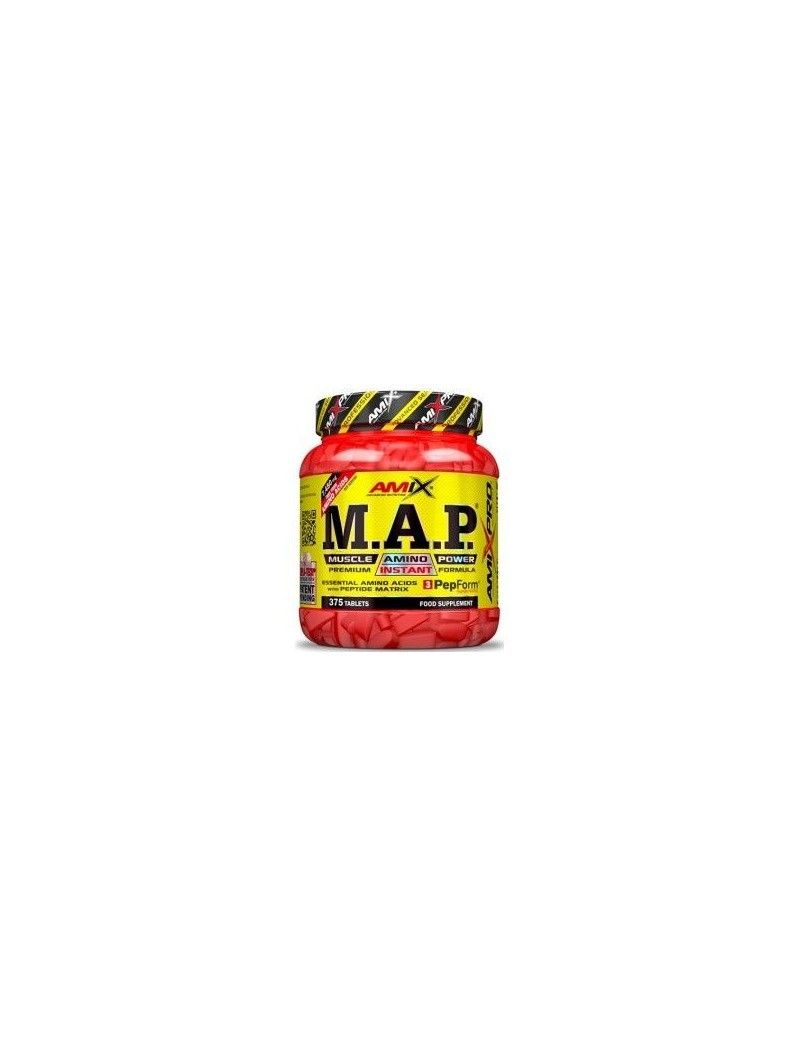 M.A.P. Muscle Amino Power, 375 cáps