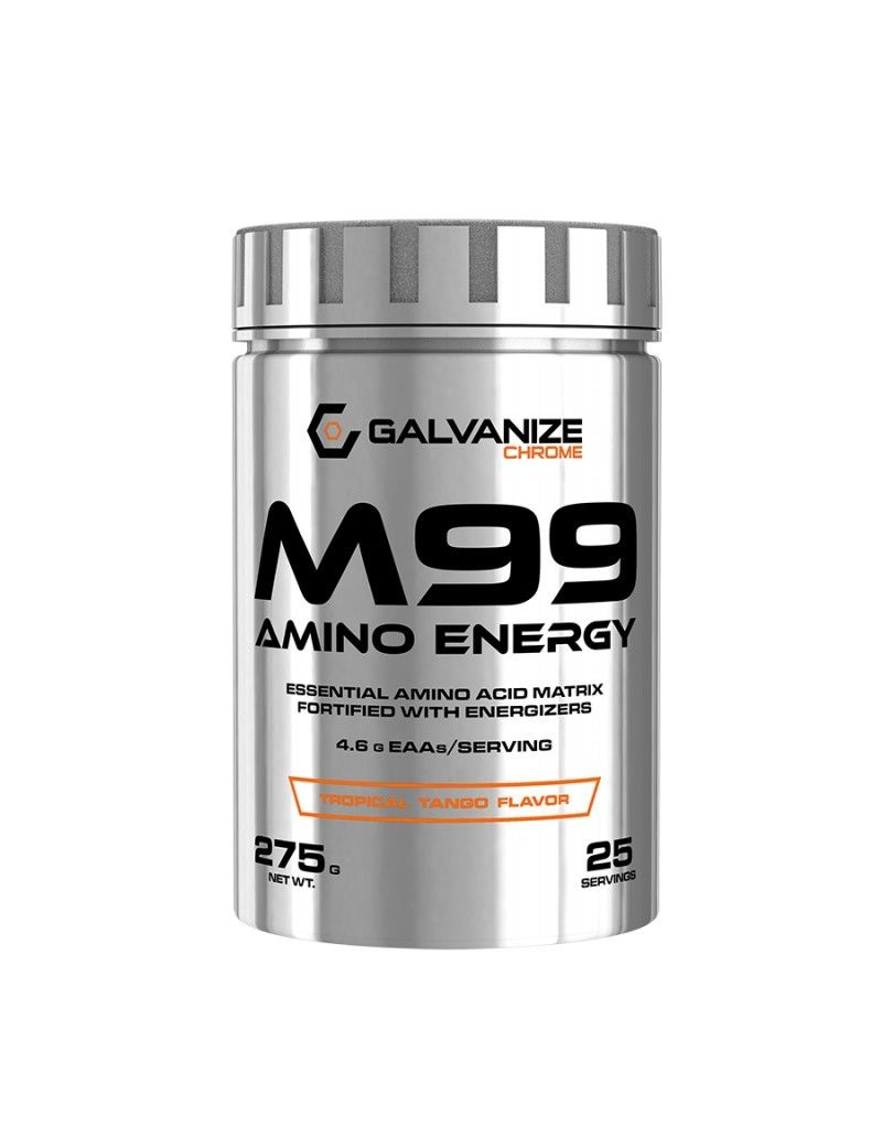 M99 Amino Energy Sabor Tropical 275g Galvanize Chrome