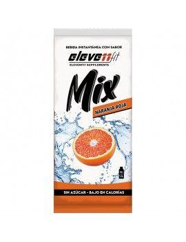 Bebida Mix Individual - Sabor Naranja Roja
