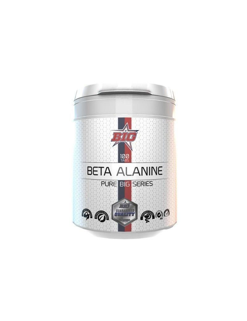 Beta Alanine - 100cáps