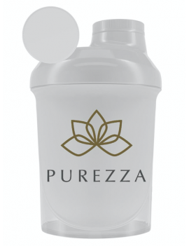 Shaker Purezza 300ml Blanco
