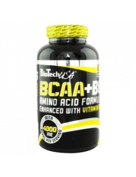BCAA + B6 de BioTech USA...