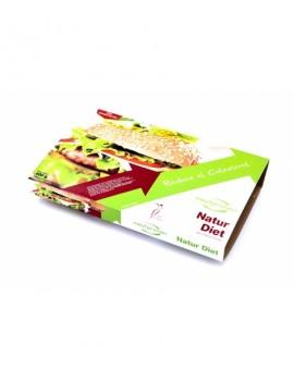 Hamburguesa Natur diet 400g
