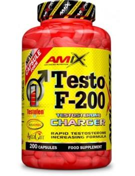 TestoFuel F-200 200 cáspulas