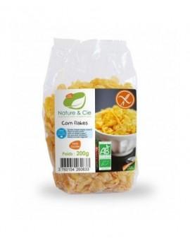 Corn flakes ecológicos 200g