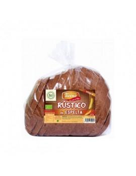 Pan Rustico Espelta 350 gr bio